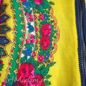 kurtki kurtka z chusty góralskiej folk