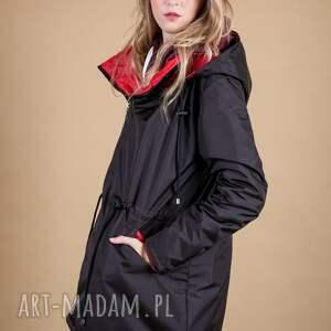 czarne bluza kurtka damska czarna odpinany