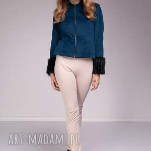 niebieskie kurtki moda kurtka wendy