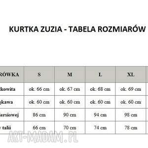 TESSITA Kurtka Zuzia podszewka