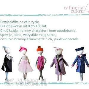 baletnica różowe ana, która lubi tańczyć. lalka
