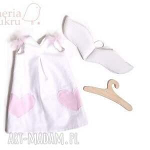 oryginalne lalki lalka anielski look- outfit dla lalki.