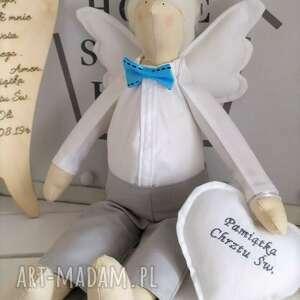 lalki anioł na pamiątke na pamiątkę chrztu