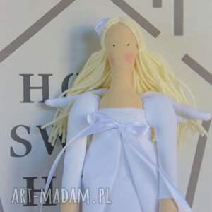 tilda lalki anioł pamiątka pierwszej komunii