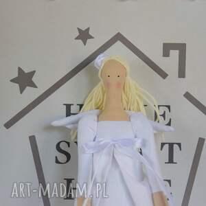 lalki pamiątka anioł pierwszej komunii