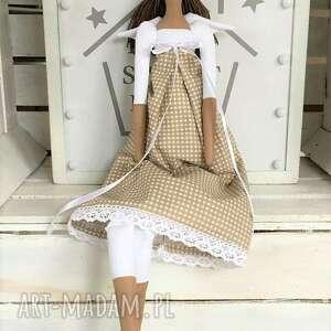 handmade lalki anioł tilda, idealny na oryginalny prezent