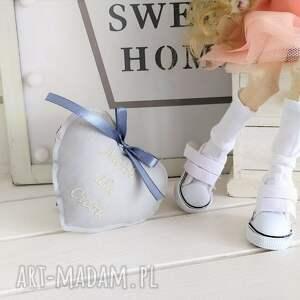handmade lalki anioł tilda chrzest komunia