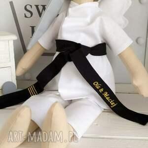 lalki tilda anioł karateka