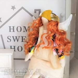 tilda lalki anioł pamiątka chrztu komunii