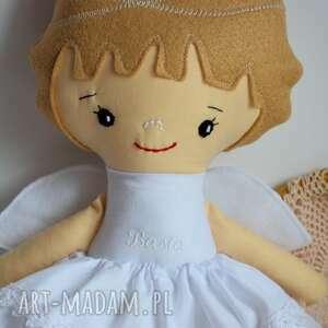 lalka lalki białe aniołek dla basi - zamówienie