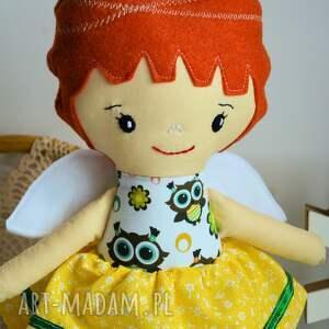 intrygujące lalki lalka aniołek stróż - asia