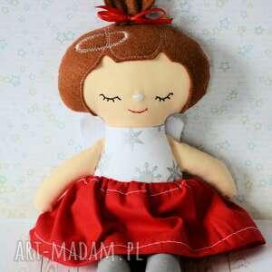 pomysł na świąteczny prezent aniołek - dziewczynka
