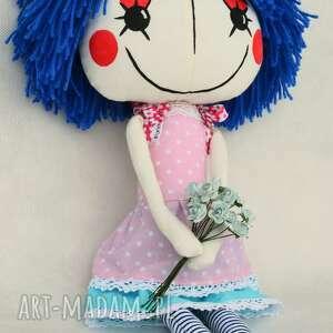 hand-made lalki lala anolinka - ręcznie wykonana lalka