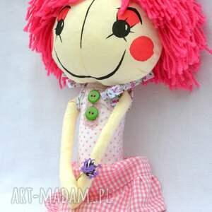 lalki lalka anolinka - ręcznie wykonana
