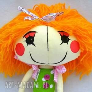 ręcznie robione lalki prezent anolinka - wykonana lalka