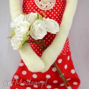 lalki lala anolinka-szyta lalka z duszą