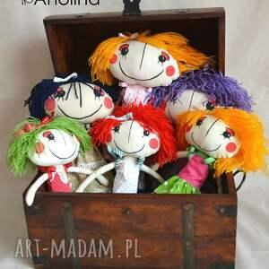 eleganckie lalki lala anolinka według twojego projektu