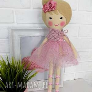awangardowe lalki lalka baletnica frozen rose