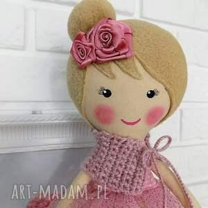 różowe lalki lalka baletnica frozen rose