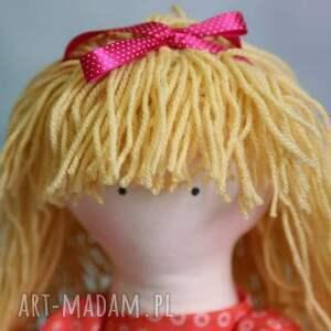 niesztampowe lalki lalka basia - samodzielnie stojąca