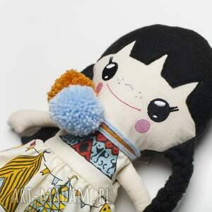 lalki lalka bawełniana lalalila - poofy