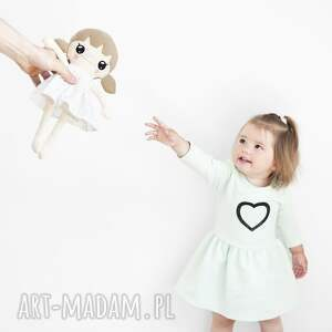 laleczka lalki bawełniana lalka lalalila - poofy