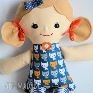 Motylarnia pomarańczowe lalki cukierek cukierkowa lala - jola