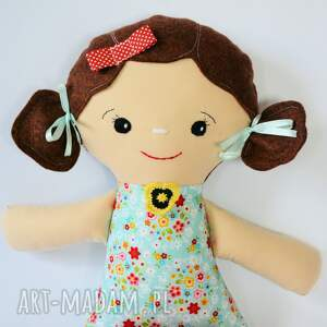 niekonwencjonalne lalki lalka cukierkowa lala - elka 40 cm