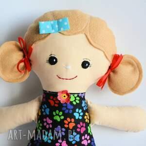 ręcznie robione lalki lalka cukierkowa lala - tosia 40 cm