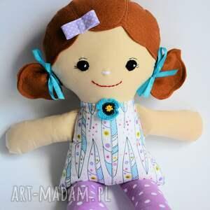 lalka lalki fioletowe cukierkowa lala - aldona - 40