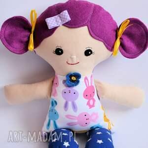fioletowe lalki zabawka cukierkowa lala - anka - 40