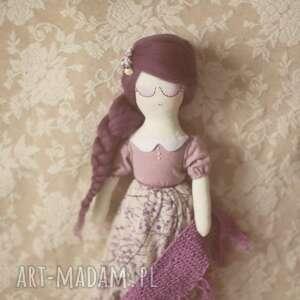 różowe lalki różana bajka - lalka klara