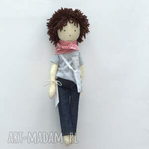 lalki lalka janek - chłopak