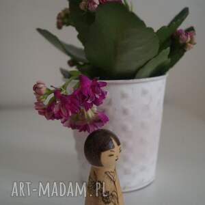 atrakcyjne lalki retro japoneczka 2 - ręcznie wypalana