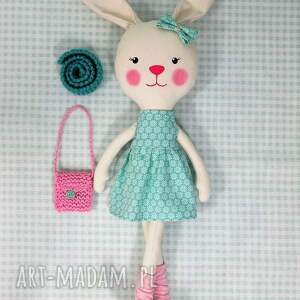 zabawka lalki króliczka amelia