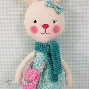 ręcznie robione lalki króliczka amelia