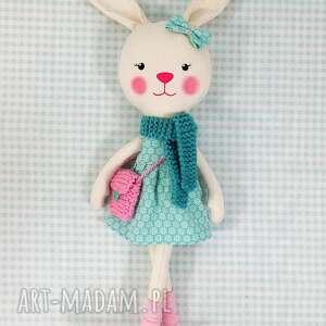 lalki zabawka króliczka amelia