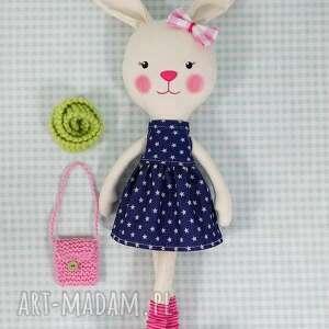 zabawka lalki króliczka marcelina - zamówienie