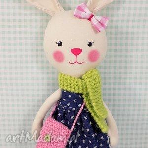ręcznie robione lalki króliczka marcelina