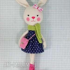 lalki zabawka króliczka marcelina