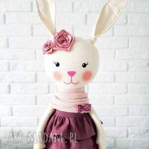 handmade lalki króliczka marcelinka
