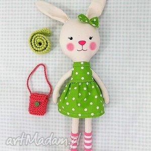 lalki zabawka króliczka martynka