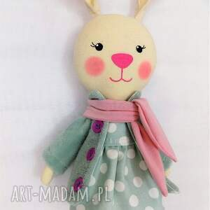 hand-made lalki króliczka matylda