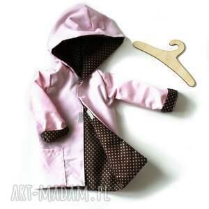 nietypowe lalki lalka kurtka z kapturem i tunika - outfit
