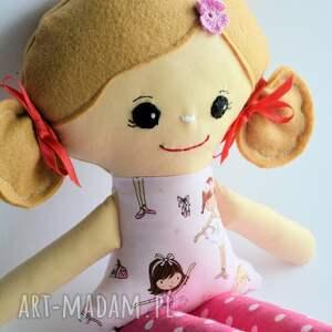 lalka lalki różowe lala bella - zosia 42 cm