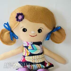 niebieskie lalki dziewczynka lala bella - marysia - 42