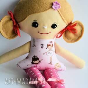 beżowe lalki bella lala - zosia 42 cm