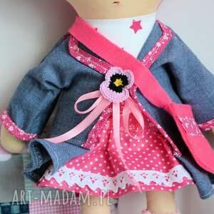 lalki: Lala Jadzia słodka modelka - Handmade dziewczynka