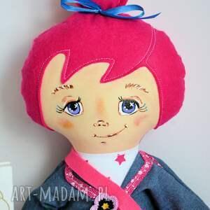 lalki: Lala Jadzia słodka modelka - Handmade lalka