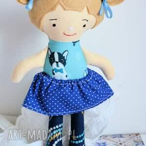 ręcznie zrobione lalki lalka lala monia 25